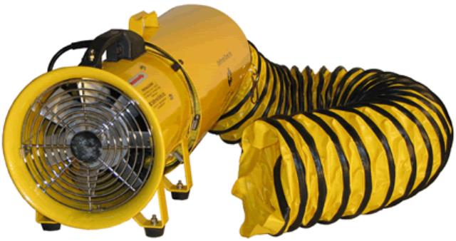 Where to rent Ventilation Blower in Philadelphia, Allentown PA, Bethlehem PA, and Lehigh Valley PA