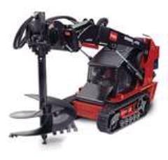 Where to rent Post Hole Digger Attachment Dingo 6 -18 in Allentown PA