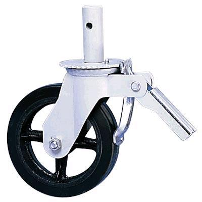 Where to rent Scaffold Caster Wheel in Philadelphia, Allentown PA, Bethlehem PA, and Lehigh Valley PA