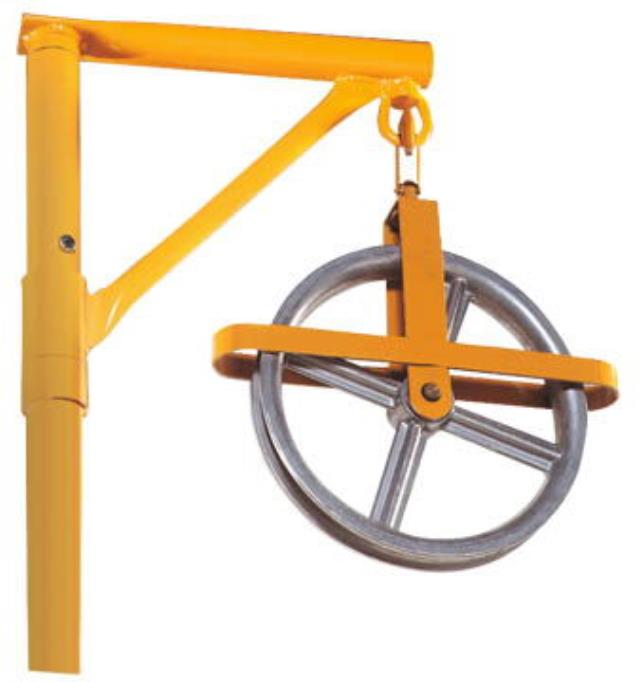 Where to rent Scaffold Hoist Wheel and Arm in Philadelphia, Allentown PA, Bethlehem PA, and Lehigh Valley PA