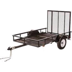 Where to rent Utility Trailer, 5 x 8  1000lb GVW in Allentown PA