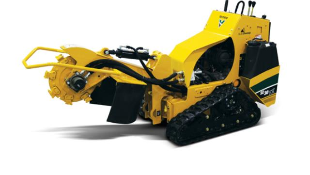 Where to rent Stump Grinder, 25hp hydraulic controls in Philadelphia, Allentown PA, Bethlehem PA, and Lehigh Valley PA
