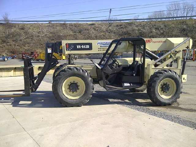 Where to find Forklift, 6,000lb 42  IR VR642 in Allentown