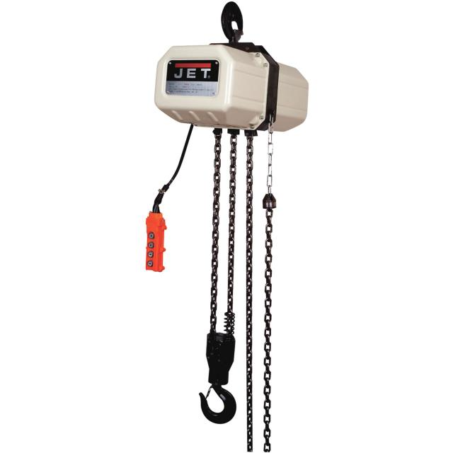 Where to rent Chain Hoist, 1ton 50  electric in Philadelphia, Allentown PA, Bethlehem PA, and Lehigh Valley PA
