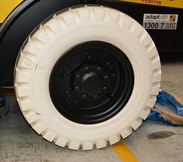 Where to find Forklift Non Marking Tires in Allentown