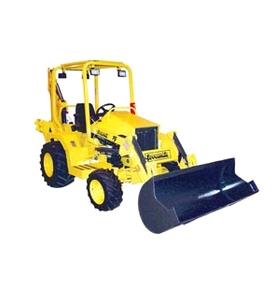 Where to rent Backhoe, 10  4wd Terramite T-9 Diesel in Philadelphia, Allentown PA, Bethlehem PA, and Lehigh Valley PA