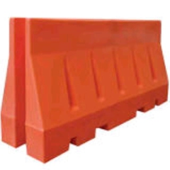 Rental store for Jersey Barrier, Plastic 42 x6 in Allentown PA