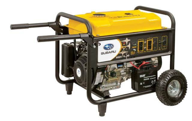 Where to rent Generator, 7500 watt in Philadelphia, Allentown PA, Bethlehem PA, and Lehigh Valley PA