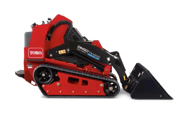 Where to rent Dingo Extra Large, TX1000 in Philadelphia, Allentown PA, Bethlehem PA, and Lehigh Valley PA