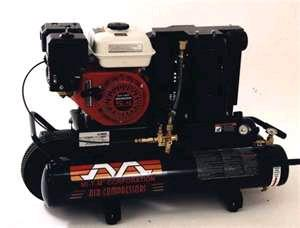 Where to rent Air Compressor, 15cfm gas in Philadelphia, Allentown PA, Bethlehem PA, and Lehigh Valley PA