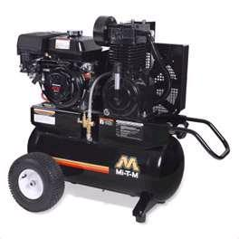 Where to rent Air Compressor, 17cfm gas in Philadelphia, Allentown PA, Bethlehem PA, and Lehigh Valley PA