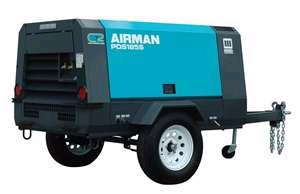 Where to rent Air Compressor, 185cfm diesel in Philadelphia, Allentown PA, Bethlehem PA, and Lehigh Valley PA