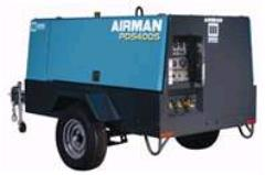 Where to rent Air Compressor, 400cfm diesel in Allentown PA