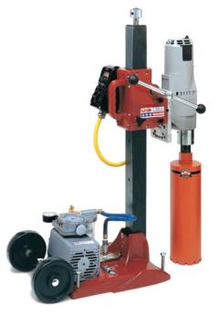 Where to rent Diamond Drill Rig, Vac Base in Allentown PA