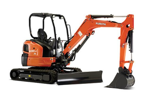 Where to rent Excavator, 4 ton 10 in Philadelphia, Allentown PA, Bethlehem PA, and Lehigh Valley PA