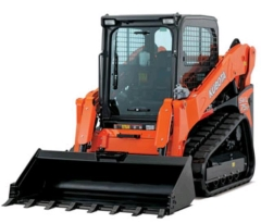 Rental store for Loader, Rubber Track Skid Steer in Allentown PA