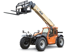 Rental store for Forklift, 6,000lb 42  Shooting Boom 4wd in Allentown PA