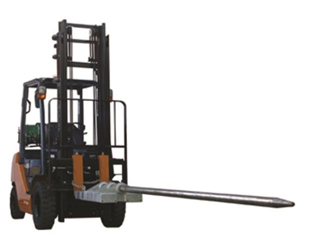 Where to rent Forklift Carpet Pole in Philadelphia, Allentown PA, Bethlehem PA, and Lehigh Valley PA