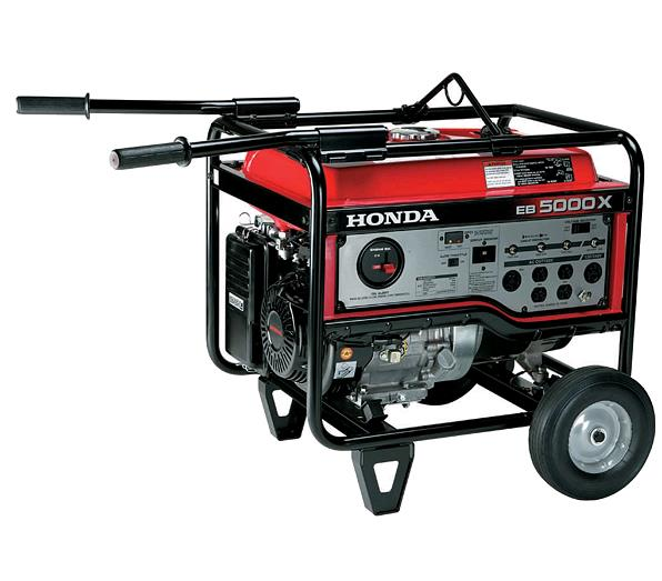 Where to rent Generator, 5000 watt in Philadelphia, Allentown PA, Bethlehem PA, and Lehigh Valley PA