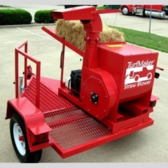Where to rent Bale Chopper w  Trailer in Allentown PA