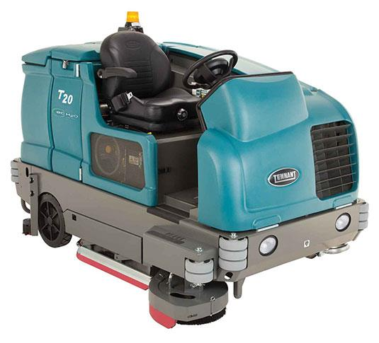 Rent   Concrete Scrubbers & Sweepers