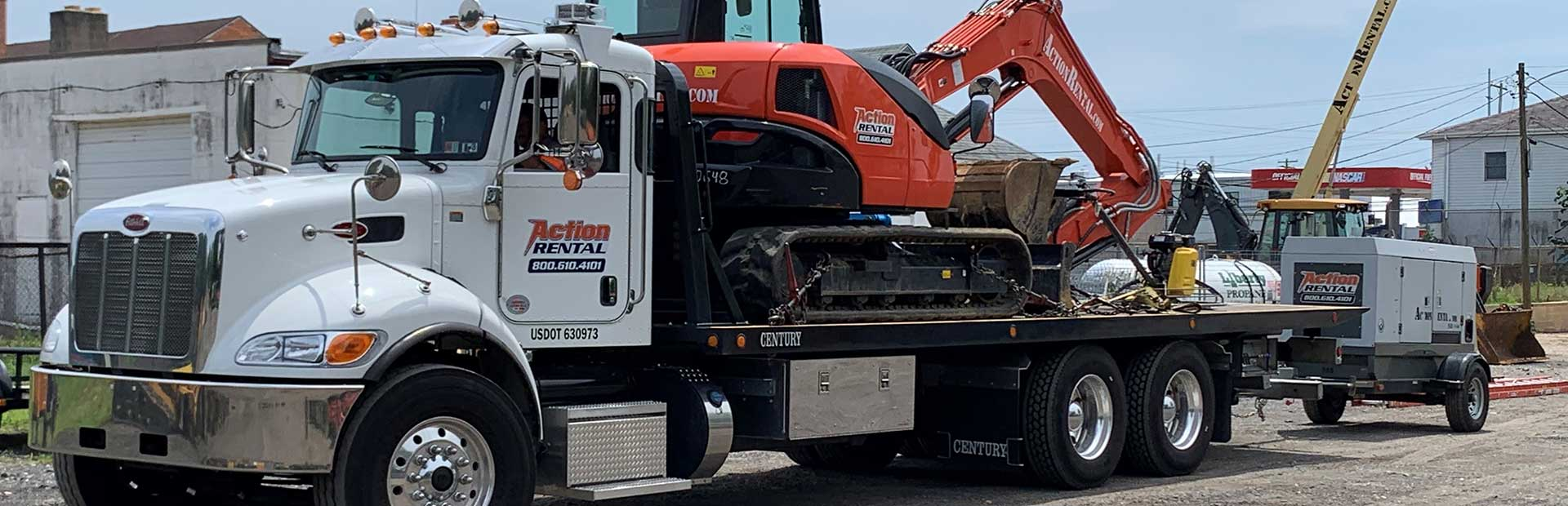 Construction Equipment Rentals in the Lehigh Valley