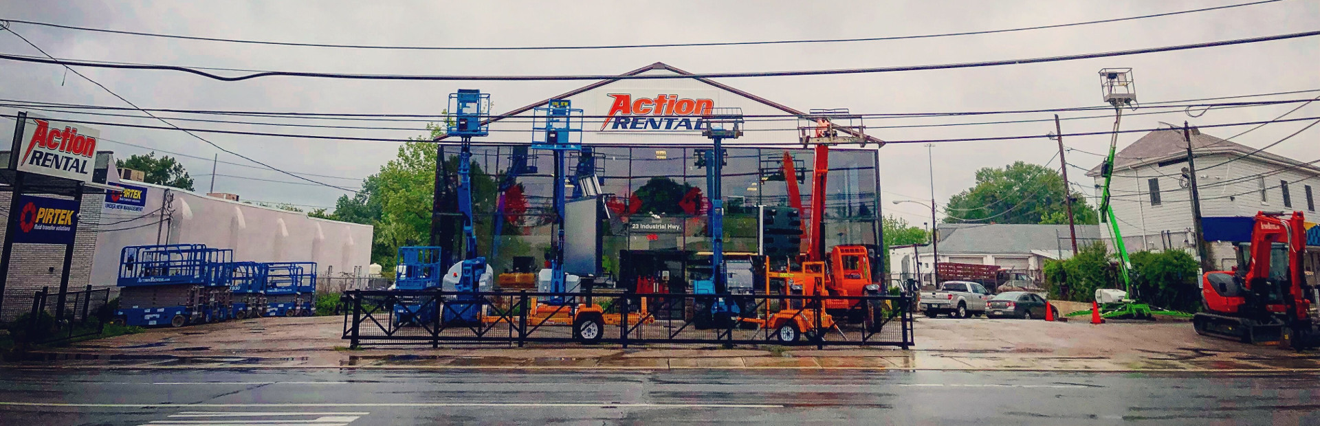 Heavy Equipment Rentals in the Lehigh Valley